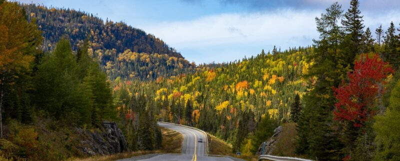 Fall in Gros Morne. Photo by M. Winsor photography